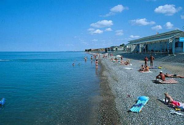 Пляж Крыма